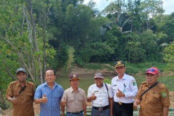 Dua desa di Kutim gunakan dana desa buat jalan