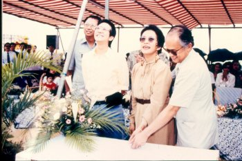 Bapak Teknologi wafat, jejak prestasi BJ Habibie di Batam