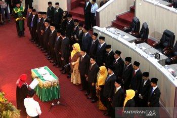 Pelantikan Anggota DRRK Banda Aceh