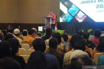Gubernur Maluku bahas moratorium di Konsultasi Regional RPJMN