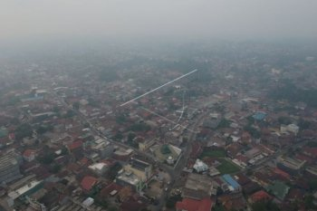 Komunitas JMO bagikan seribu masker kepada pengendara di Jambi