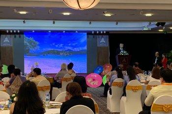 Paket wisata Indonesia  terjual di Ho Chi Minh senilai Rp83,6 miliar
