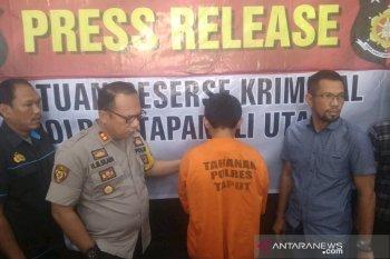 Pelaku pembunuhan dan pemerkosaan siswi SMK di Taput dijerat empat pasal berlapis