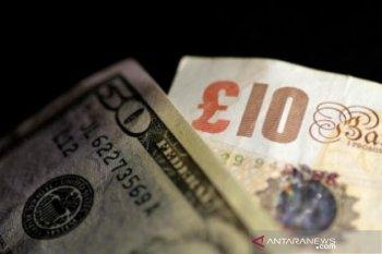 Dolar AS melemah, tertekan lonjakan pound di tengah optimisme Brexit