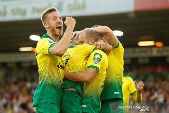 City terjungkal di markas Norwich, telan kekalahan 2-3
