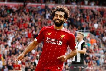 Klasemen Liga Inggris, kejutan Norwich perlebar keunggulan Liverpool