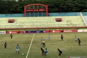 Persipura Jayapura kalahkan Persela Lamongan 2-0