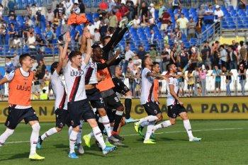 Bologna menangi drama tujuh gol di kandang Brescia
