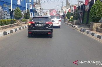 Jalan Sudirman Purwakarta jadi kawasan tertib lalu lintas