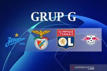 Semua punya peluang di Grup G Liga Champions