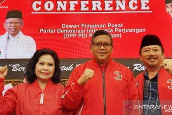 Hasto nyatakan tidak tinggal diam, jika Pribadi Presiden Jokowi diserang