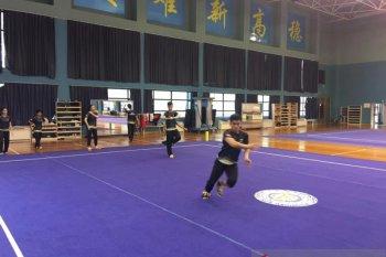 Tim wushu Indonesia berpeluang rebut medali