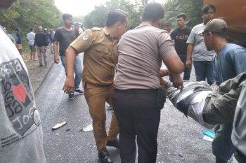 Delapan orang tewas dalam kecelakaan di Way Kanan