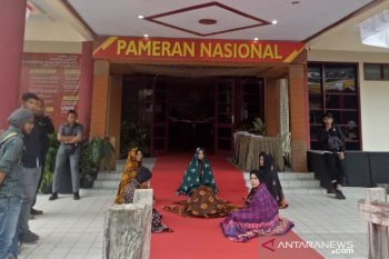 Kepala museum se-Indonesia kumpul di Jambi, hadiri pameran kain Nusantara