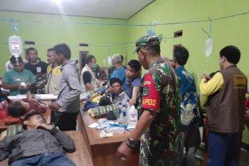 Puluhan warga TTS keracunan usai santap makanan di pesta pernikahan