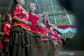 Atraksi seni budaya lembah Lore Poso