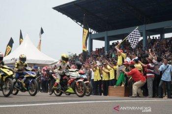 Musi Banyuasin  tuan rumah dua kejuaraan motor Asia