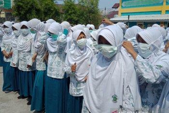 Belum ada warga di Aceh Barat terkena ISPA dampak kabut  asap