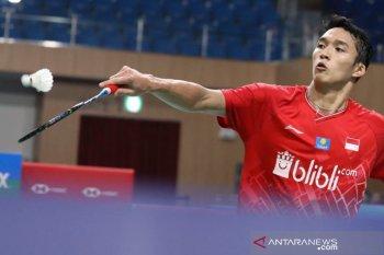 Jojo lalui babak pertama French Open
