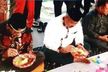 Besaprah Simbol Harapan dan Doa Sultan Kutai