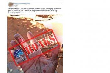 Hoaks bukan sekadar kabar bohong tapi modus