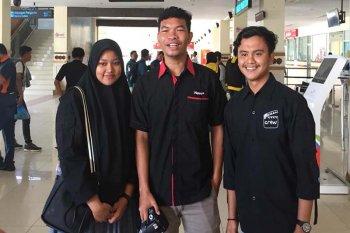 Dua sineas komunitas Film Trieng wakili Aceh