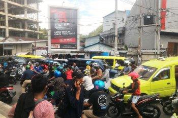 Gempa tektonik beruntun guncang Ambon