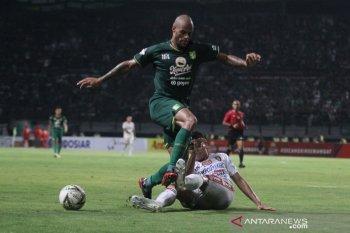 Liga 1: Persebaya hajar Bhayangkara FC 4-0, David Silva borong dua gol