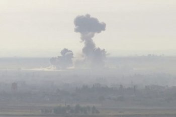Empat orang tewas, bom mobil meledak di perbatasan Suriah, Turki