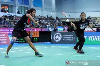 Kejuaraan  Dunia Junior - Febriana/Amalia runner-up ganda putri