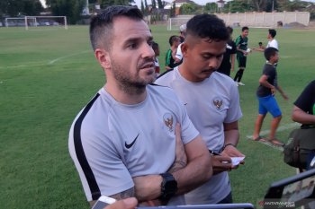 Kualifikasi Piala Dunia - Pelatih timnas Indonesia belum pastikan Dutra tampil kontra Vietnam