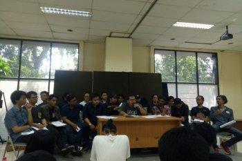 """""""Border Rakyat"""" minta polisi buka data pedemo di DPR yang ditangkap"""