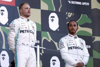 Formula 1 - Perebutan gelar masih terbuka, Bottas tak akan menyerah
