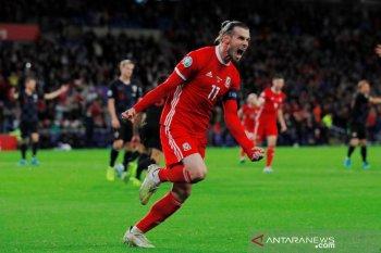 Bale selamatkan Wales dari kekalahan kontra Kroasia