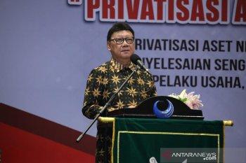 Tjahjo: Pemindahan ibu kota hapuskan istilah ekonomi Jawa sentris