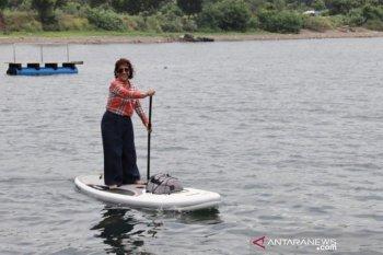 Susi Pudjiastuti suarakan pemberantasan illegal fishing sejak 2005