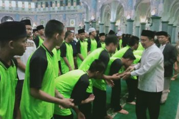 Kota Tangerang kirim 150 santri ikut ajang Pospeda VI Provinsi Banten