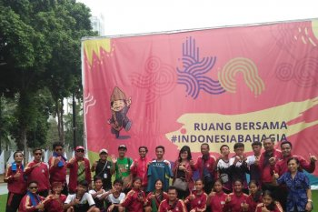 "Bali ""sapu bersih"" juara dalam lomba permainan tradisional PKN 2019"