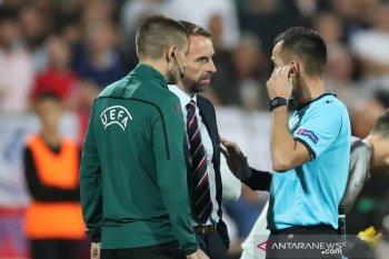 Hasil Grup A kualifikasi Piala Eropa, Inggris kokoh di puncak usai diganggu ulah rasis