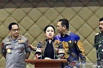 Puan berharap Presiden Jokowi memilih menteri mau bekerja sama