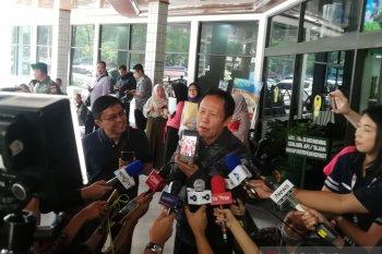 Usai jenguk Wiranto, Sutiyoso: Sudah bisa guyon