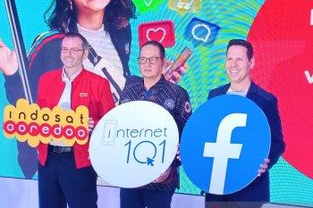 "Gaya Hidup - Indosat Ooredoo-Facebook luncurkan ""Internet 1O1"""