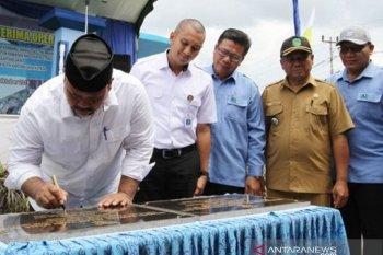 Bupati Kukar  resmikan IPA PDAM Kembang Janggut