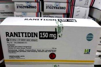 BPOM Maluku pantau penarikan obat ranitidin dari peredaran.
