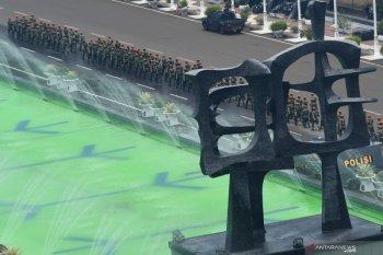 Unjuk rasa pelantikan presiden, Polres Karawang bantu cegah masyarakat yang berangkat ke Jakarta
