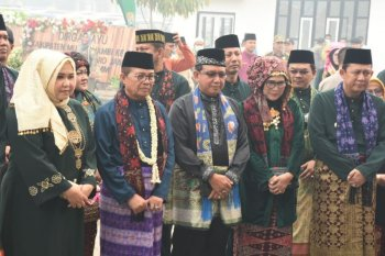 Kapolda Jambi hadiri HUT Kabupaten Muarojambi