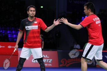 The Daddies susul Minions ke semifinal Denmark Open