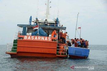 Simulasi penanganan imigrasi di laut Aceh