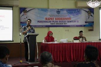 Realisasi pendapatan pajak Pandeglang triwulan III capai 71 persen