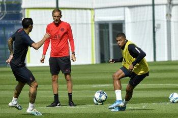 Liga Champions - Ditekuk Dortmund 2-1, manajer PSG pertahankan strategi bermainnya